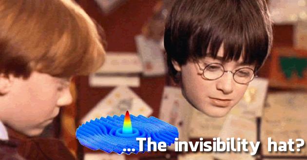 il cappello dell'invisibilità